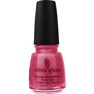 China Glaze Nail Lacquer - Strawberry Fields (517736)