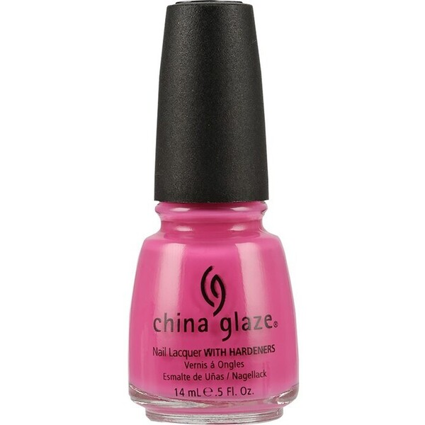 China Glaze Nail Lacquer - Rich & Famous (517738)