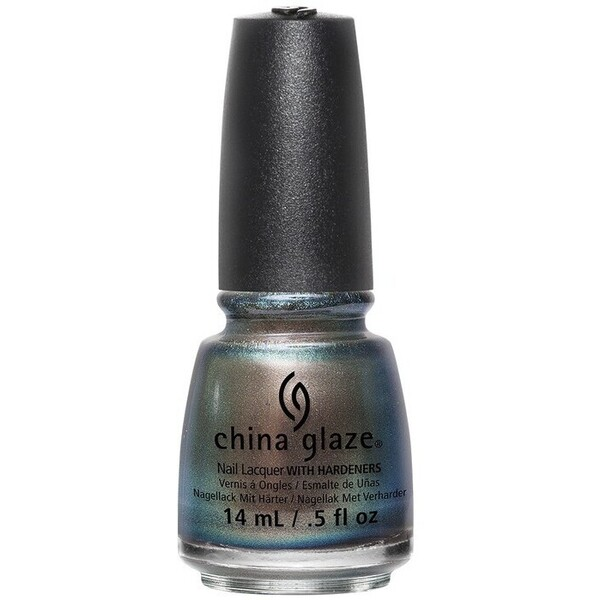 China Glaze - The Great Outdoors Collection Fall 2015 - Gone Glamping 0.5 oz. (517793)