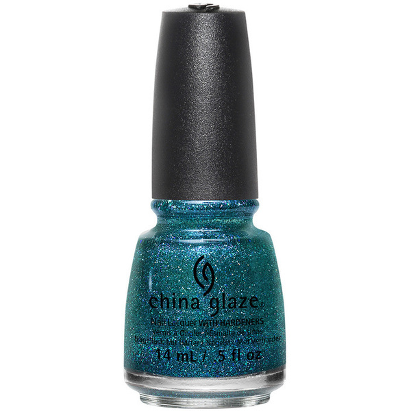 China Glaze Nail Polish - Cheers! Holiday Collection - I Soiree I Didn't Do It - 12 oz (14.79 ml) (517806)