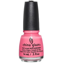 China Glaze Nail Lacquer - Lite Brites Summer Collection - Lip Smackin' Good 0.5 oz. (517819)