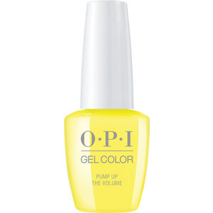 OPI GelColor Soak Off Gel Polish - Neon Collection - PUMP Up The Volume (606456)