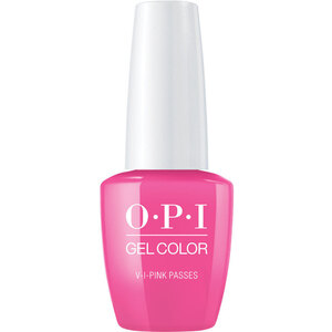 OPI GelColor Soak Off Gel Polish - Neon Collection - V-I-Pink Passes (606458)