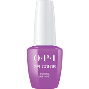 OPI GelColor Soak Off Gel Polish - Neon Collection - Positive Vibes Only (606459)