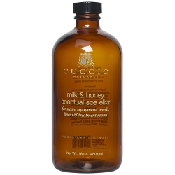 CUCCIO NATURALE Milk & Honey Scentual Spa Elixir 16 oz. (662111)