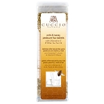 CUCCIO NATURALE Milk & Honey Pedicure Fizz Tablets 24 Count (662134)