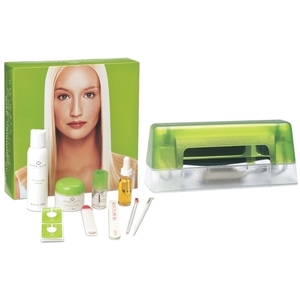 STAR NAIL Natural Nail Kapping Kit with 110 volt UV Light (662218)