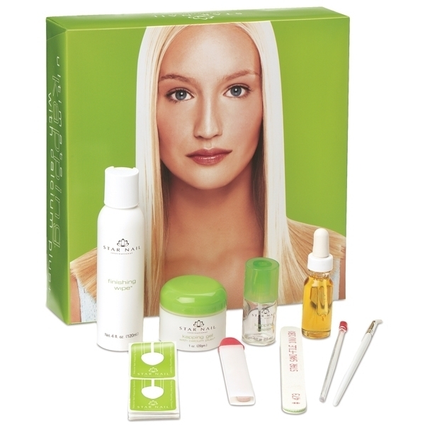 STAR NAIL Natural Nail Kapping Kit (662220)