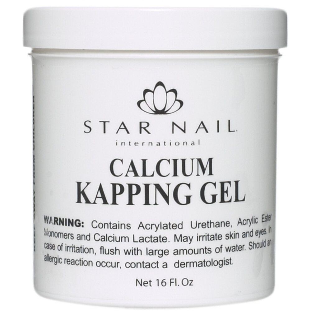 STAR NAIL Calcium Kapping Gel 16 oz. (662224)
