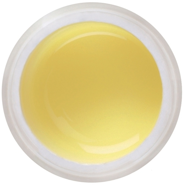 STAR NAIL Colored UV Gel Pastel Yellow 18 oz. (662232)