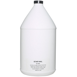 STAR NAIL Starlite Gel Clear 1 Gallon (662251)