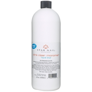 STAR NAIL Ultra Clear Monomer 32 oz. (662275)