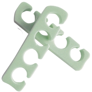 CUCCIO NATURALE Toe Separators Sage 1 Pair (662307)