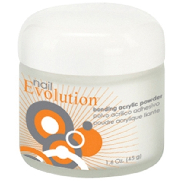 STAR NAIL Nail Evolution Acrylic Powder White 2 oz. (662359)