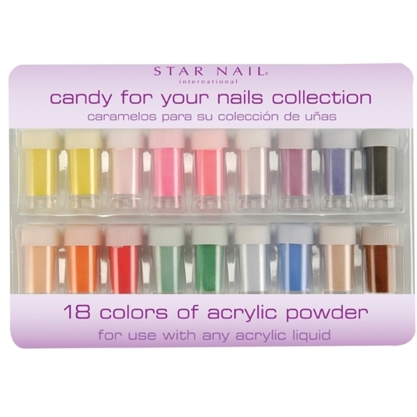 STAR NAIL Candy For Your Nails Collection Kit (662407)
