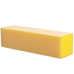 STAR NAIL Ultra Fine Finishing Gold Block 320 Grit 20-ct. (662637)