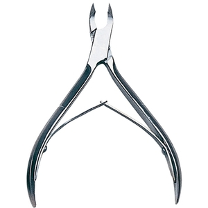 STAR NAIL Cuticle Nipper Half Jaw (662678)