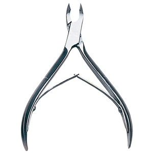 STAR NAIL Cuticle Nipper Half Jaw Carded (662688)