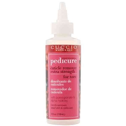 Cuticle Remover for Toes with Pomegranate & Alpha Hydroxy Acids 4 oz. (663421)