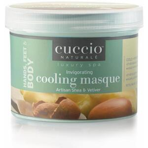 Cuccio Naturale Invigorating Cooling Masque with Artisan Shea & Vetiver 32 oz.(663429)
