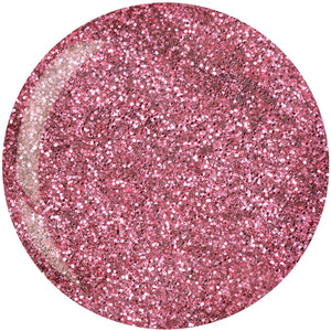 Cuccio Pro - Powder Polish Nail Colour Dip System - Barbie Pink Glitter 1.6 oz. Net Wt. (663586)