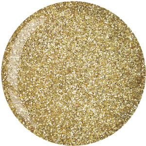 Cuccio Pro - Powder Polish Nail Colour Dip System - Rich Gold Glitter 1.6 oz. Net Wt. (663603)