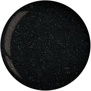 Cuccio Pro - Powder Polish Nail Colour Dip System - Black Glitter 1.6 oz. Net Wt. (663604)