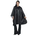 "CRICKET Shimmering Cape 54""W x 60""L Ebony"