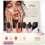 CND Vinylux - CND Sweet Escape Collection - POP Display 12 Pieces (767204)