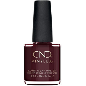 CND Vinylux - Black Cherry 0.5 oz. - 7 Day Air Dry Nail Polish (767222)