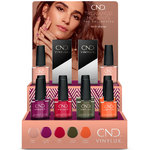 CND Vinylux - Treasured Moments Collection - POP Display 12 Pieces (767240)
