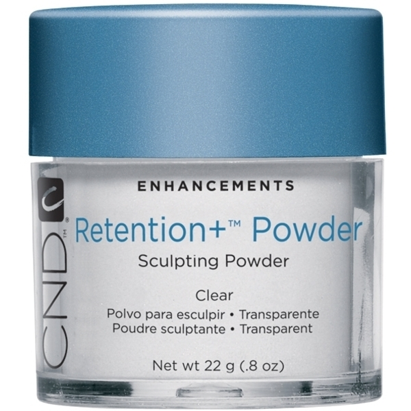 CND Retention+ Powders Clear 8 oz. (768200)