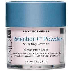 CND Retention+ Powders Intense Pink - Sheer 8 oz. (768201)