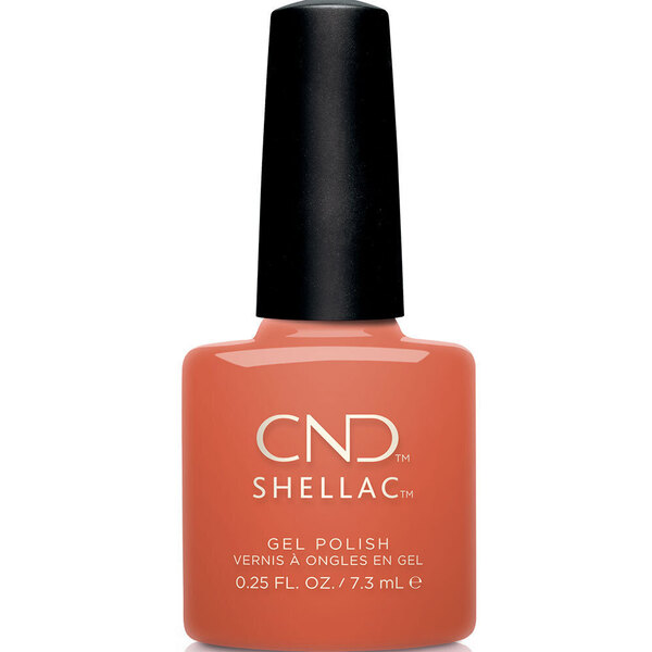 CND Shellac - CND Sweet Escape Collection - Soulmate 0.25 oz. - 7.3 mL. - The 14 Day Manicure is Here! (768646)