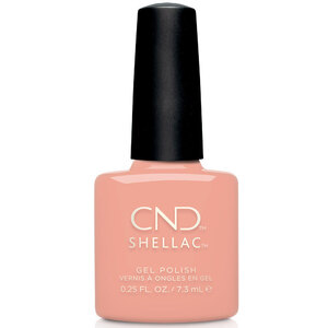 CND Shellac - Treasured Moments Collection - Baby Smile 0.25 oz. - 7.3 mL. - The 14 Day Manicure is Here! (768662)