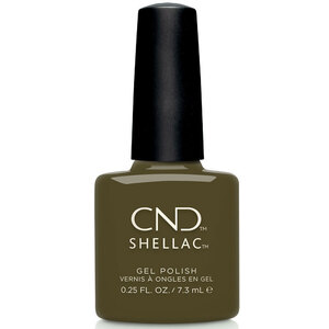 CND Shellac - Treasured Moments Collection - Cap & Gown 0.25 oz. - 7.3 mL. - The 14 Day Manicure is Here! (768663)
