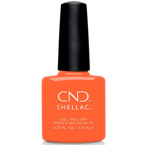 CND Shellac - Treasured Moments Collection - B-Day Candle 0.25 oz. - 7.3 mL. - The 14 Day Manicure is Here! (768664)