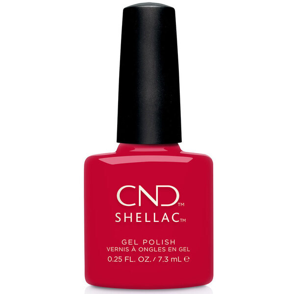 CND Shellac - Treasured Moments Collection - First Love 0.25 oz. - 7.3 mL. - The 14 Day Manicure is Here! (768665)