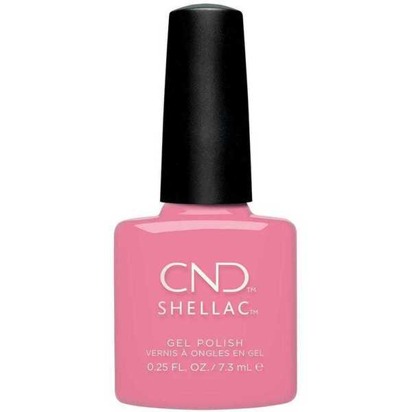 CND Shellac - CND English Garden Collection - Kiss from a Rose 0.25 oz. - 7.3 mL. - The 14 Day Manicure is Here! (768712)