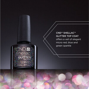 CND Shellac Special Effect Top Coat - Glitter Top Coat 0.25 oz. (768778)
