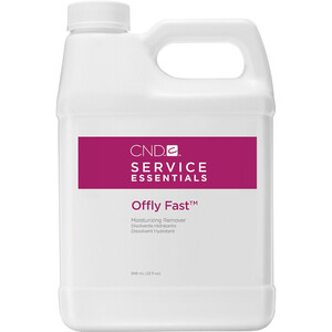 CND Shellac Service Essentials - Offly Fast Moisturizing Remover 32 oz. (formerly called CND Shellac Nourishing Remover) (768862)