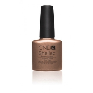 IN STOCK NOW! CND Shellac UV Color Coat Fall 2012 - Sugared Spice