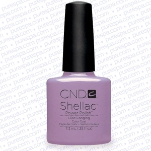 CND Shellac Spring 2013 Collection - Lilac Longing / 0.25 oz. - 7.3 mL