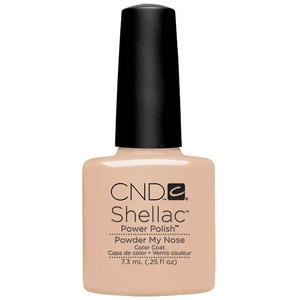 CND Shellac Open Road Collection Spring 2014 - Powder My Nose 0.25 oz. - 7.3 mL (768892)