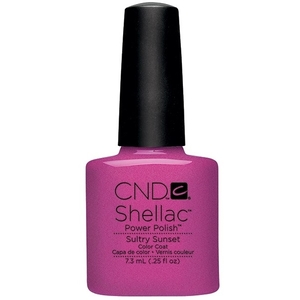 CND SHELLAC Sultry Sunset - Paradise Summer Collection 2014 0.25 oz. (768912)