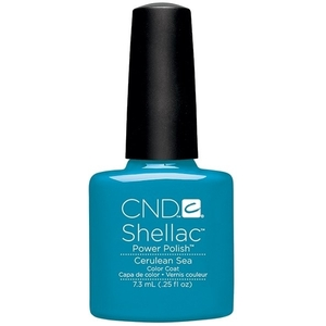 CND SHELLAC Cerulean Sea - Paradise Summer Collection 2014 0.25 oz. (768914)