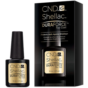 CND Shellac Duraforce Top Coat 0.5 oz. (768990)
