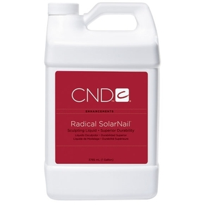 CREATIVE NAIL DESIGN Radical Liquid 1 Gallon
