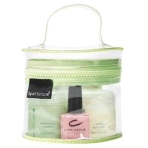 CREATIVE SPA SpaManicure Mini Tote 12 fl. oz.