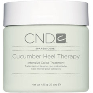 CND SpaPedicure Cucumber Heel Therapy 15 oz.